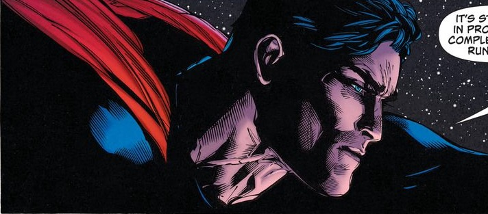 'Superman: Rebirth' #5 art by Doug Mahnke, Jamie Mendoza & Wil Quintana