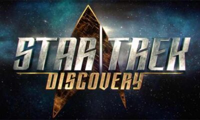 'Star Trek: Discovery' logo
