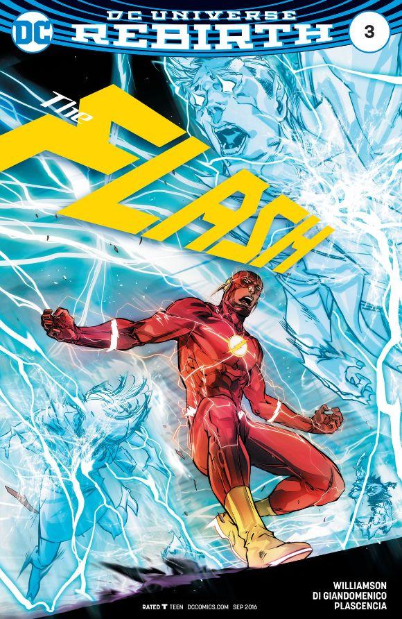 The Flash Rebirth Pdf
