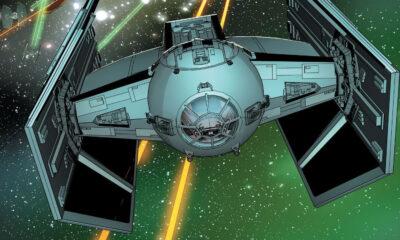 'Darth Vader' #25 art