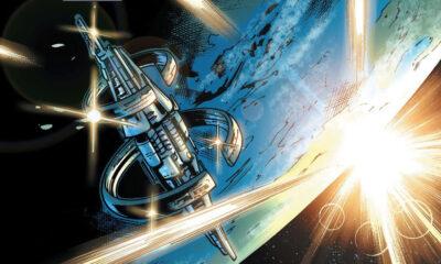'Justice League' #8 art by Neil Edwards, Daniel Henriques & Alex Sinclair