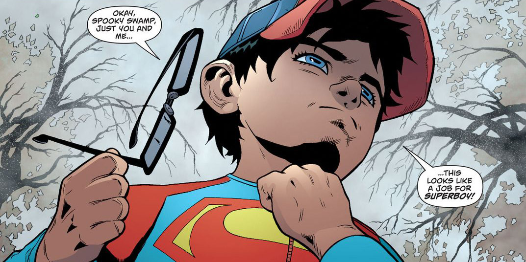 'Superman' #10 art by Patrick Gleason, John Kalisz, Keith Champagne & Mick Gray