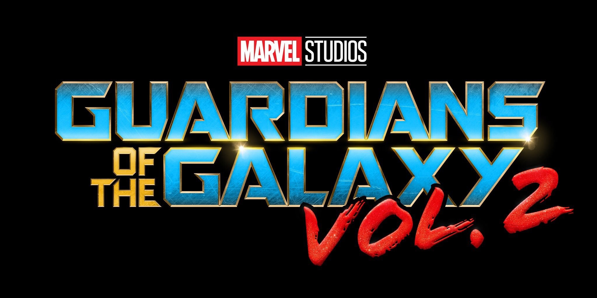 'Guardians of the Galaxy Vol. 2' logo