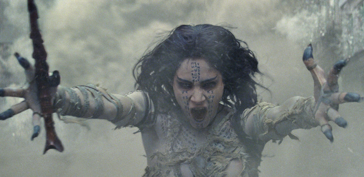 Sofia Boutella in 'The Mummy' (2017)