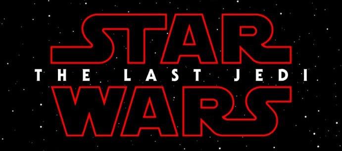 'Star Wars: The Last Jedi' logo'Star Wars: The Last Jedi' logo