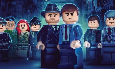The cast of 'LEGO Gotham'