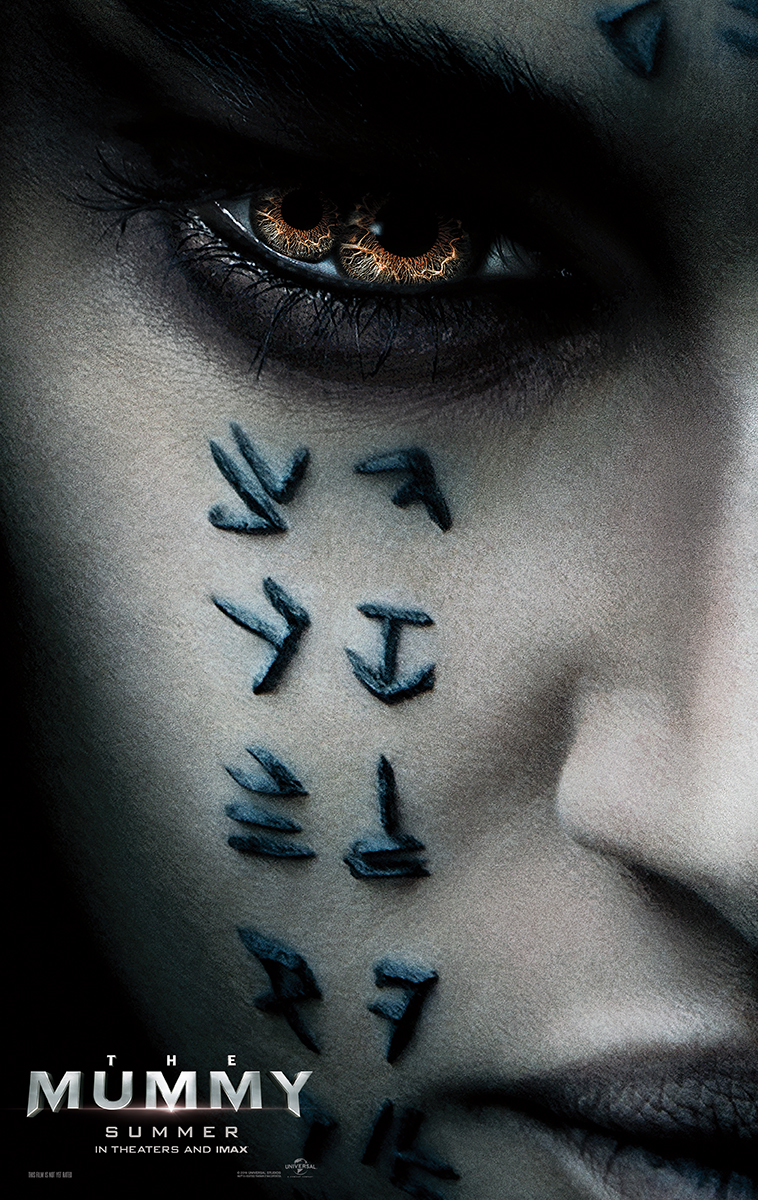 'The Mummy' poster 2