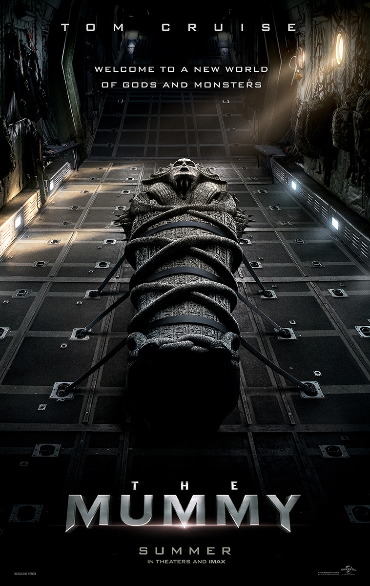 'The Mummy' poster 1