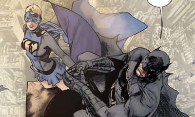 Batman #24 art by David Finch and Clay Mann with inks by Clay Mann, Seth Mann and Danny Miki
