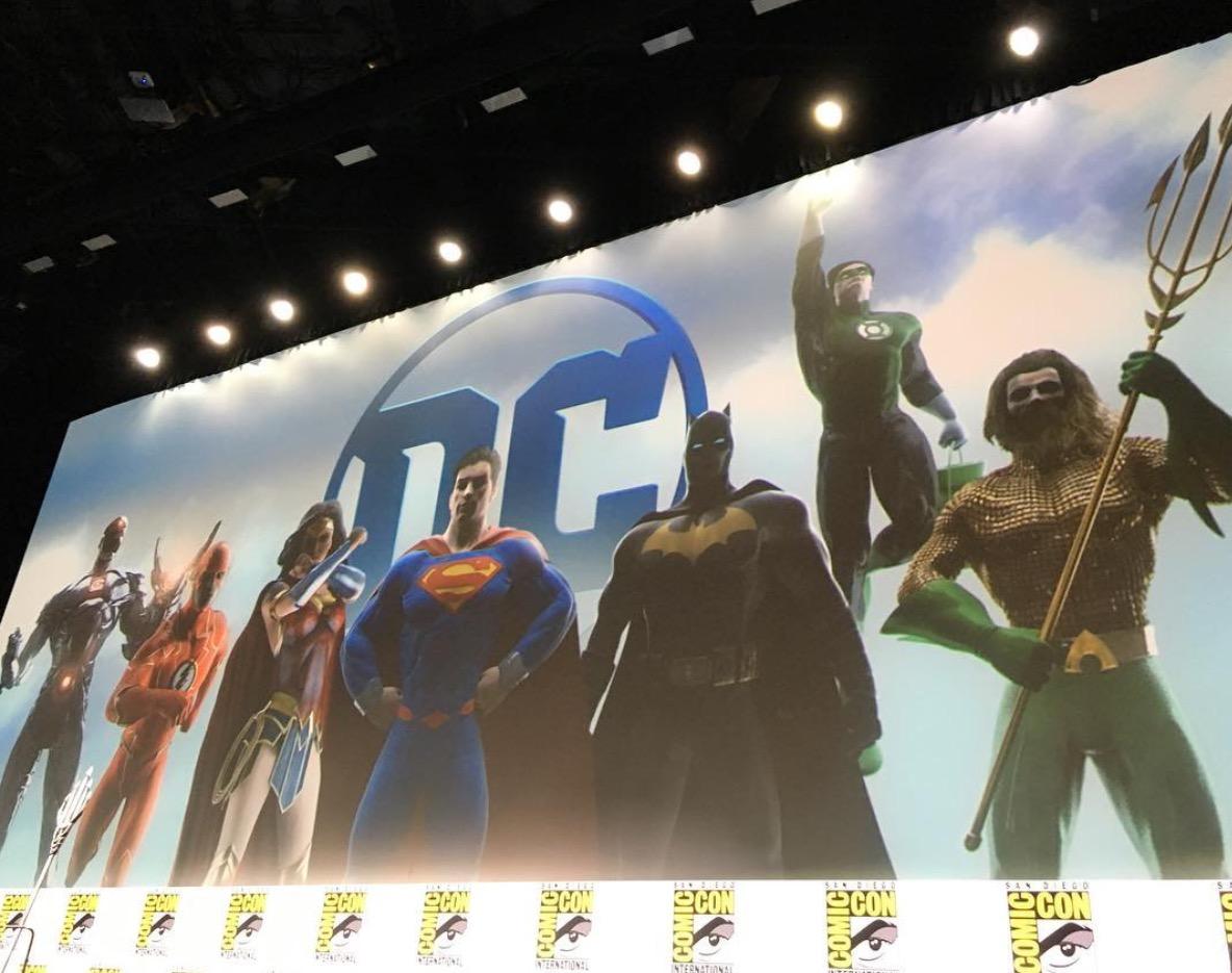 Justice League/DC Films