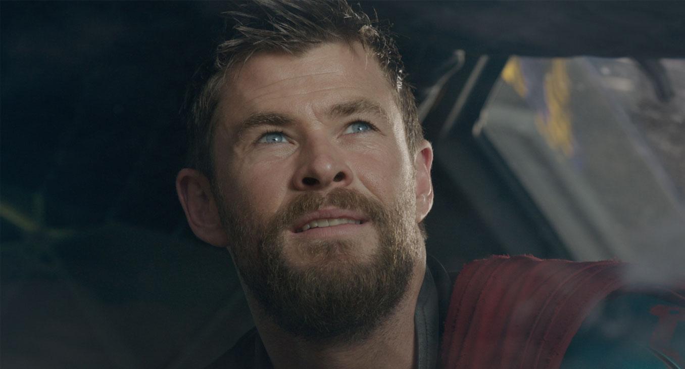 Chris Hemsworth in 'Thor: Ragnarok'