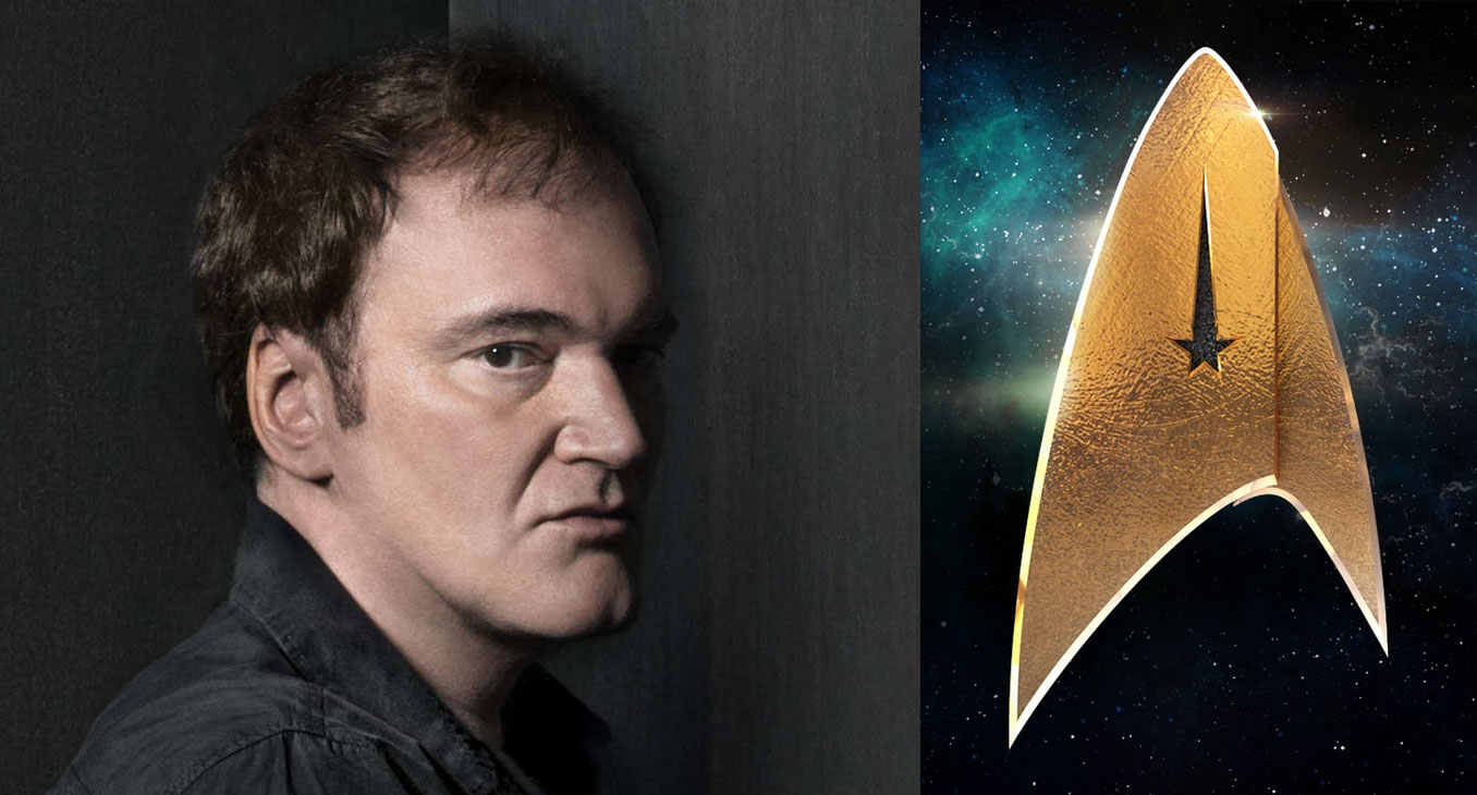 quentin tarantino pitching  u0026 39 star trek u0026 39  movie to paramount