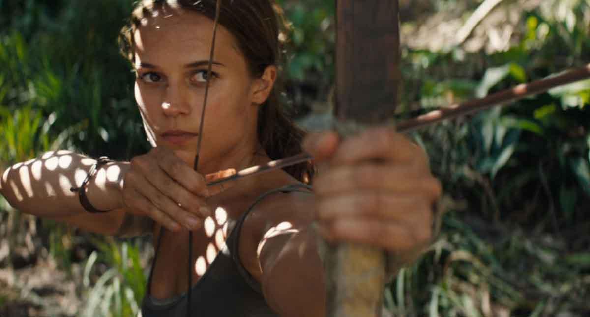 Tomb Raider (MGM/Warner Bros.)