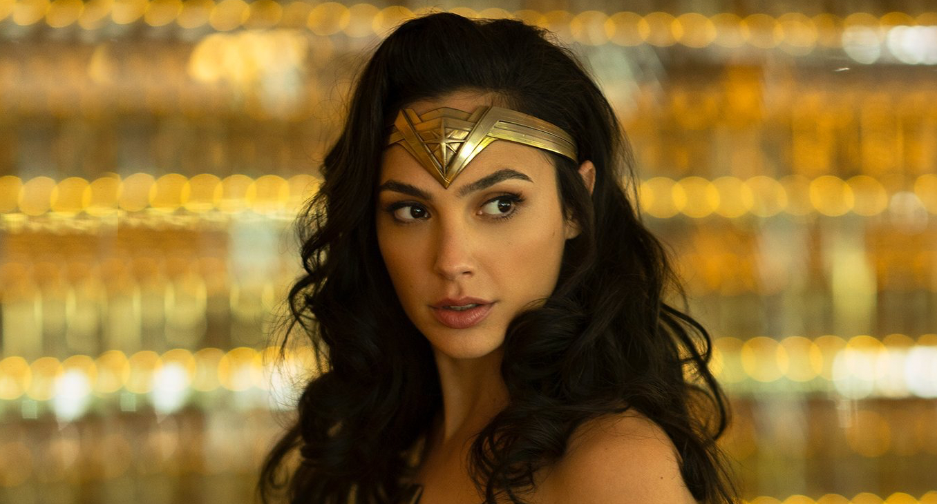 "Gal Gadot in ""Wonder Woman 1984"""