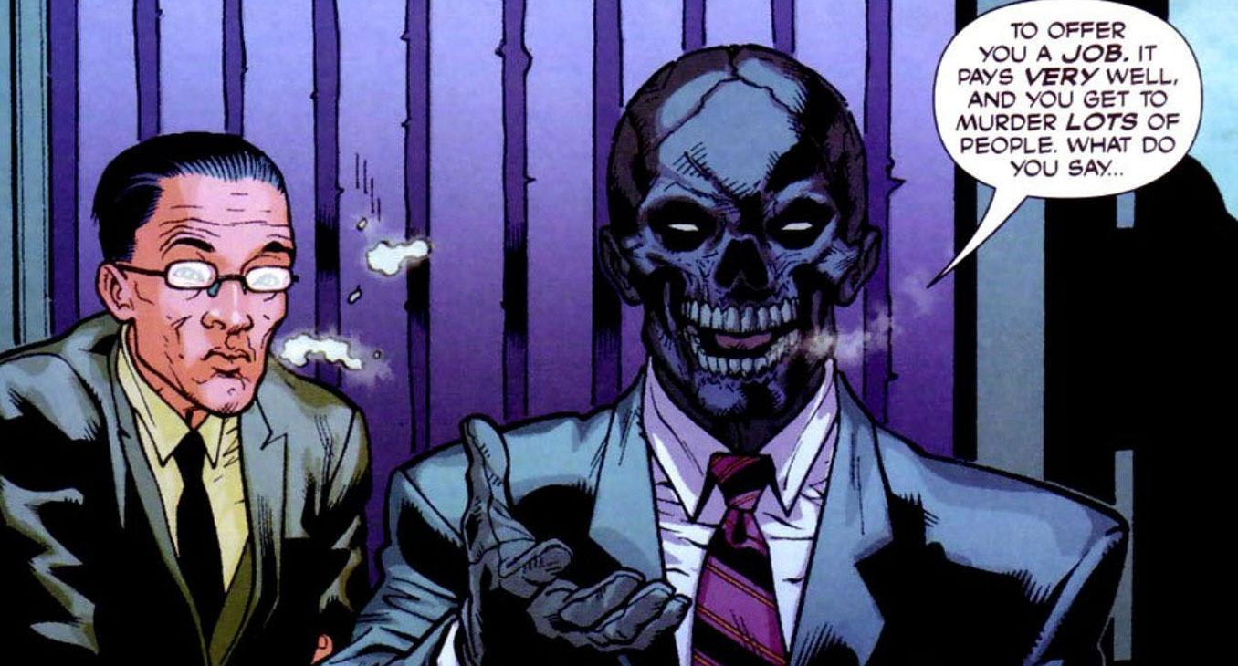 Black Mask - DC Comics