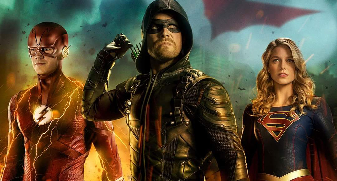 This Years Arrowverse Crossover Will Be Called Elseworlds
