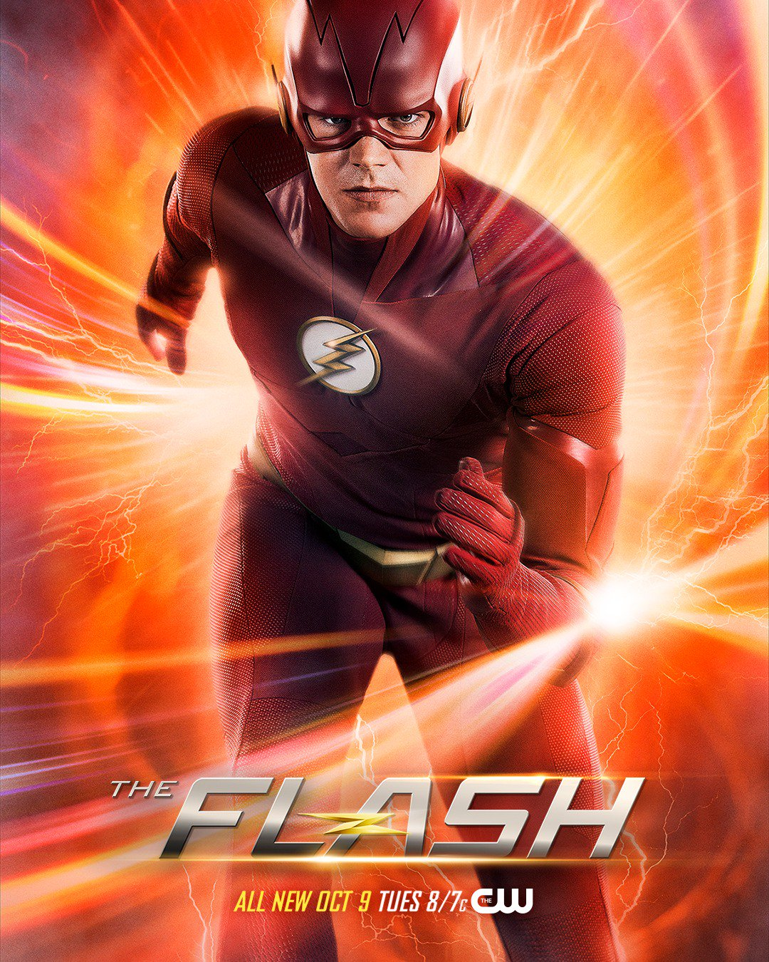 The Flash - season 5 (The CW)