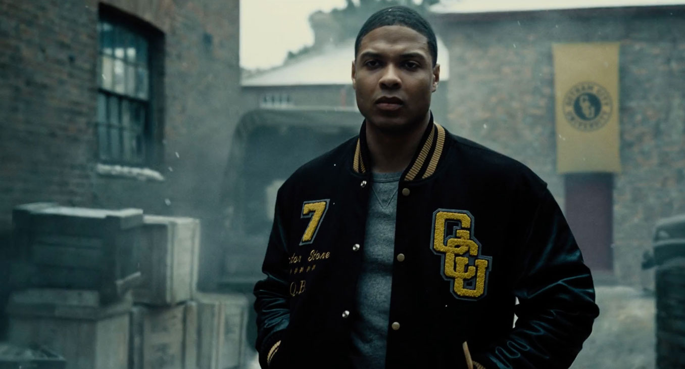 Ray Fisher in Justice League
