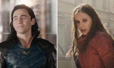 Scarlett Witch & Loki