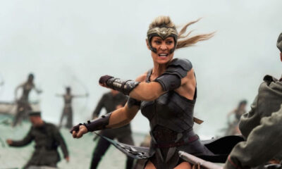 Robin Wright as Antiope in WONDER WOMAN