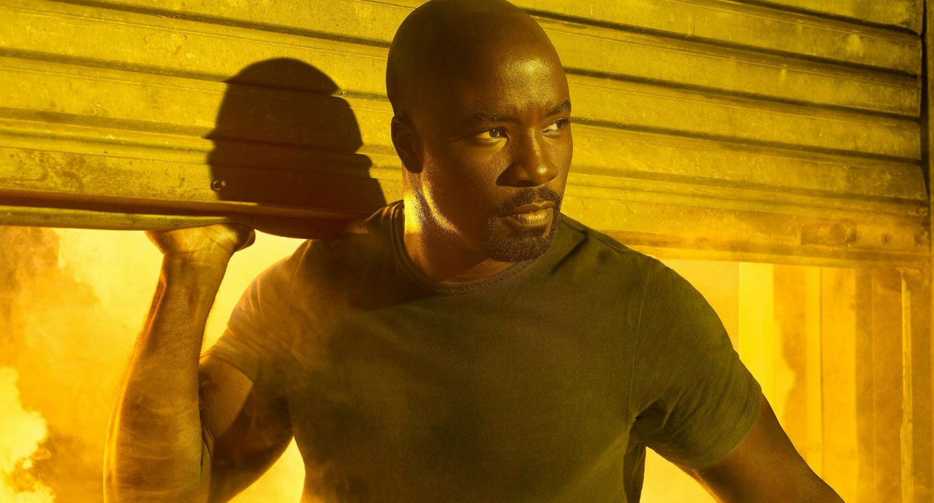 Mike Colter as Luke Cage (Marvel/Netflix)