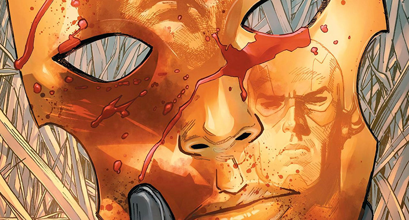 Heroes In Crisis #3 cover art by Clay Mann and Tomeu Morey
