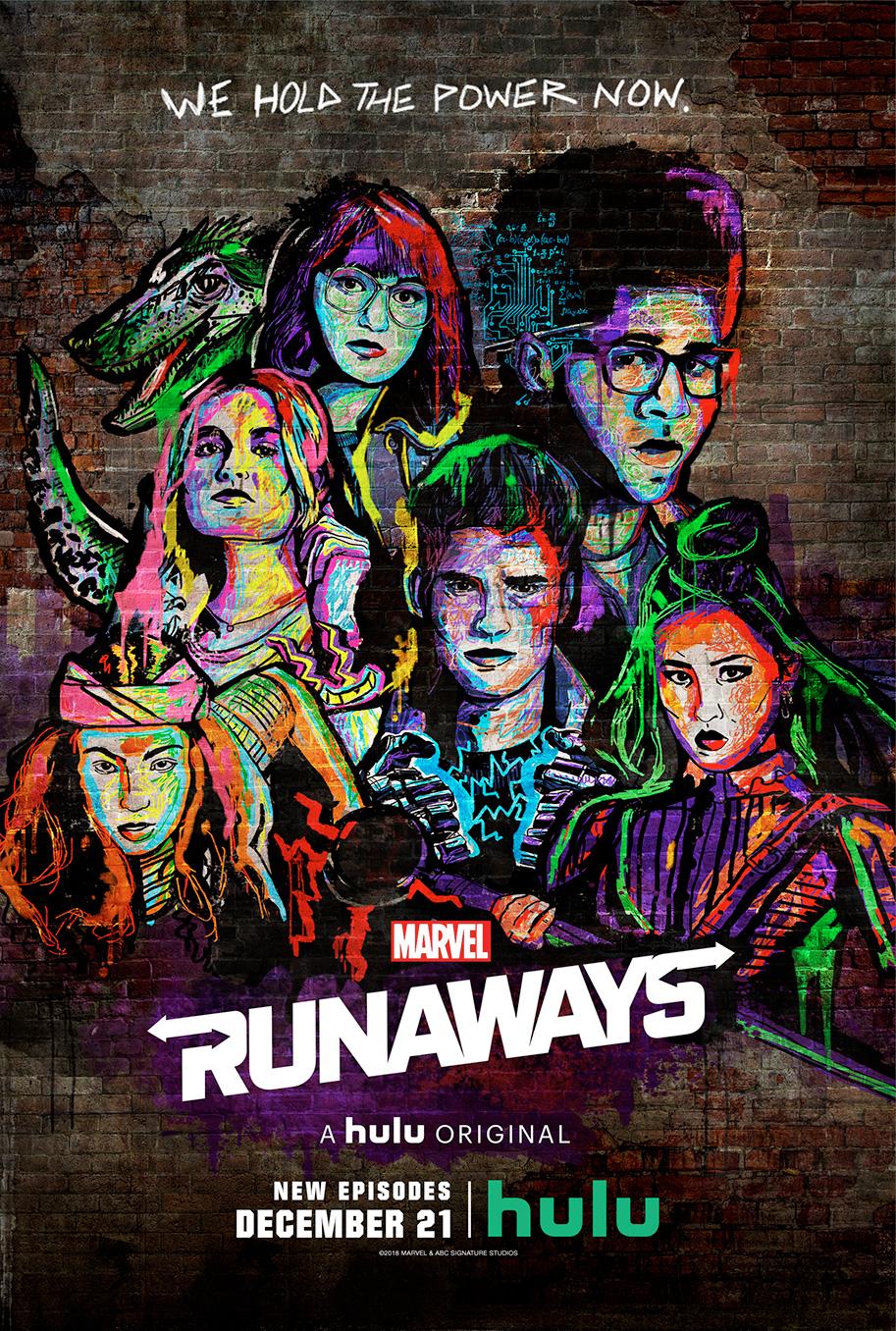 Marvel's Runaway's