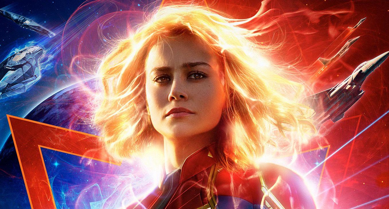 Captain Marvel (Marvel/Disney)