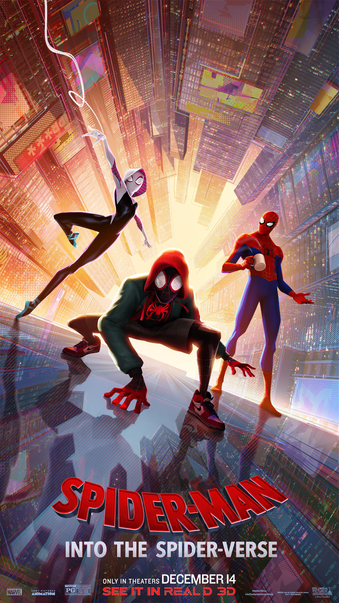 Spider-Man: Into The Spider-Verse (Sony Pictures)