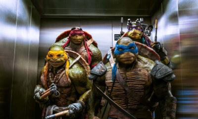Teenage Mutant Ninja Turtles (Paramount)