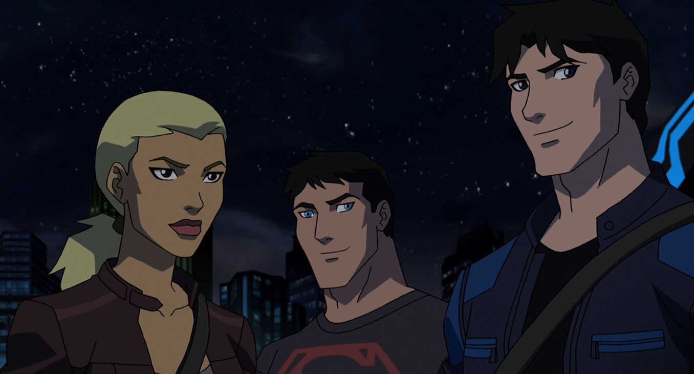 Young Justice: Outsiders (DC Universe)