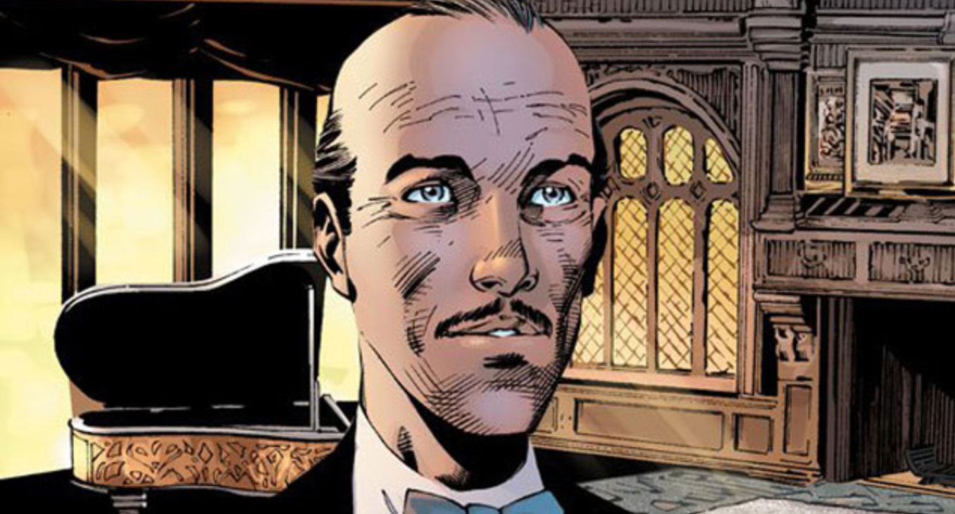 Alfred Pennyworth (DC Comics)