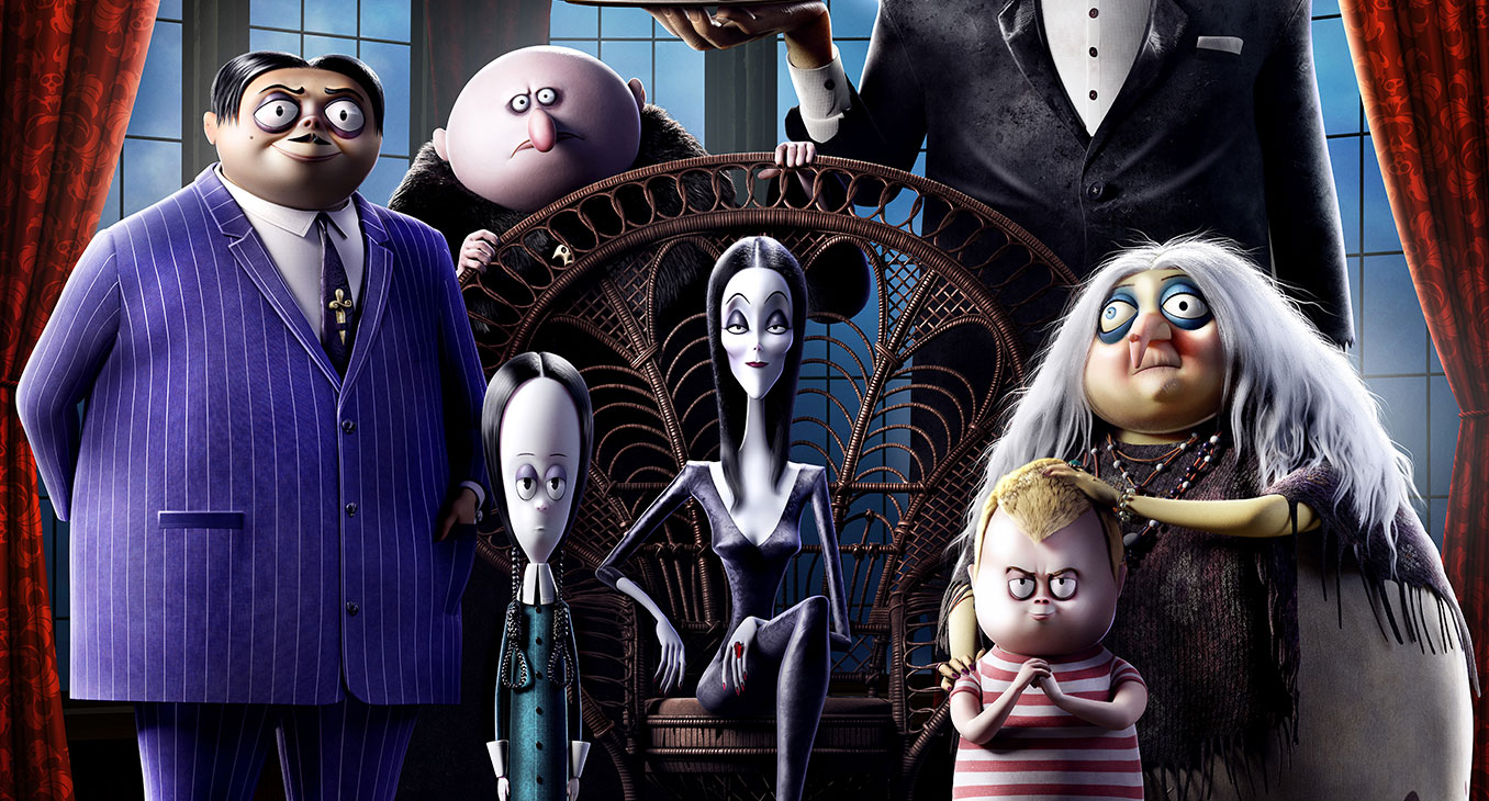The Adams Family (Annapurna Pictures)