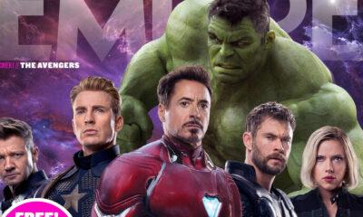 Avengers: Endgame (Marvel Studios/Empire Magazine)