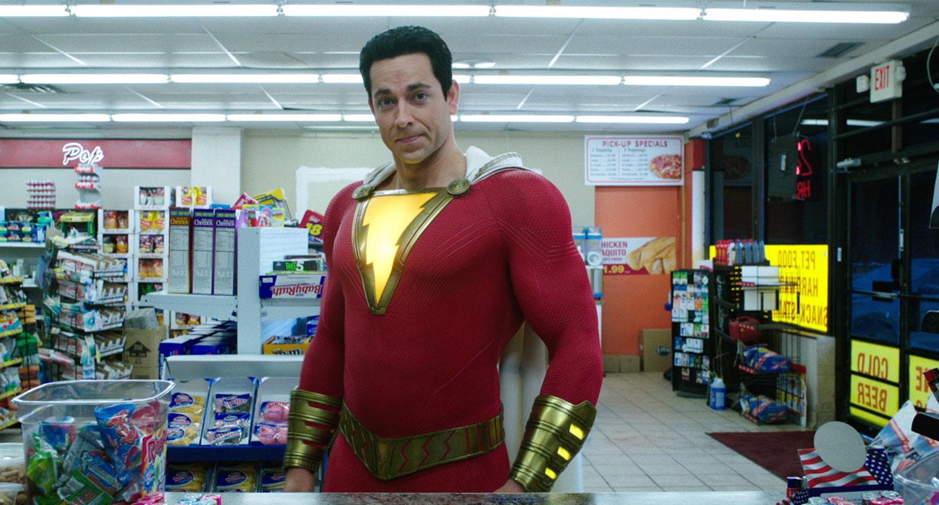 Shazam! (Warner Bros.)
