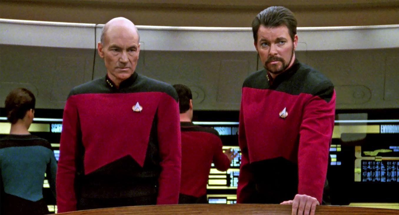 Star Trek: The Next Generation (CBS)