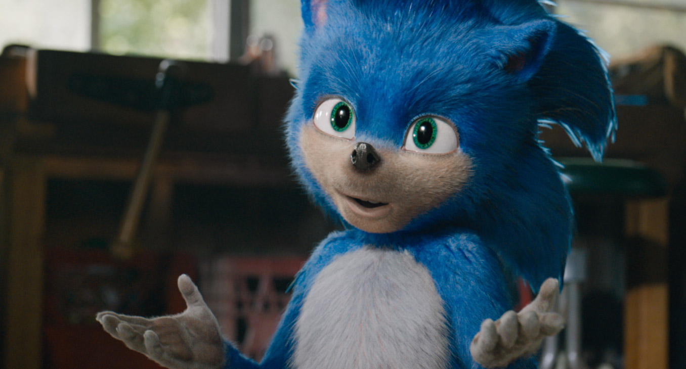 Sonic The Hedgehog (Paramount Pictures)