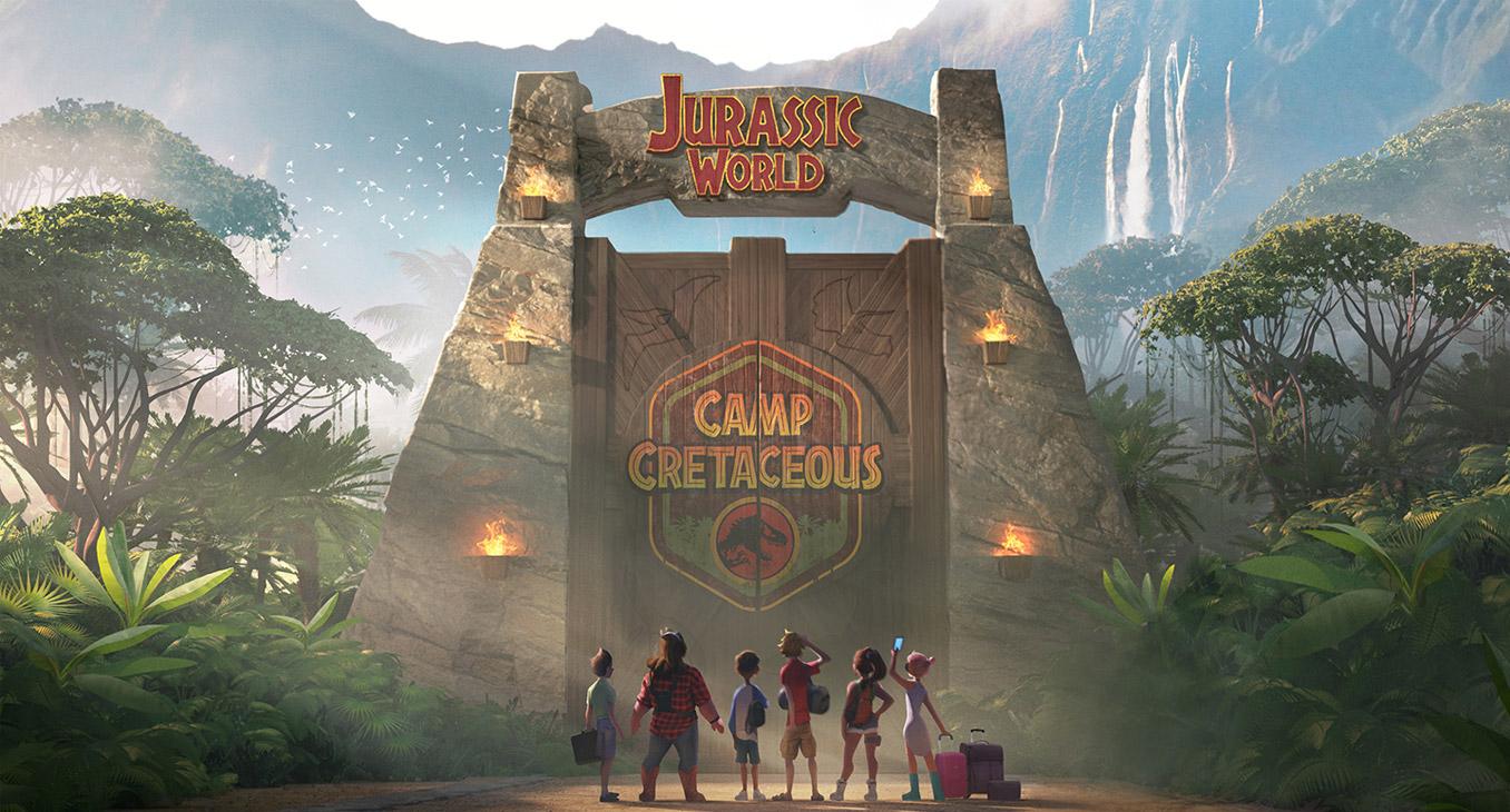 Jurassic World: Camp Cretaceous (Netflix)