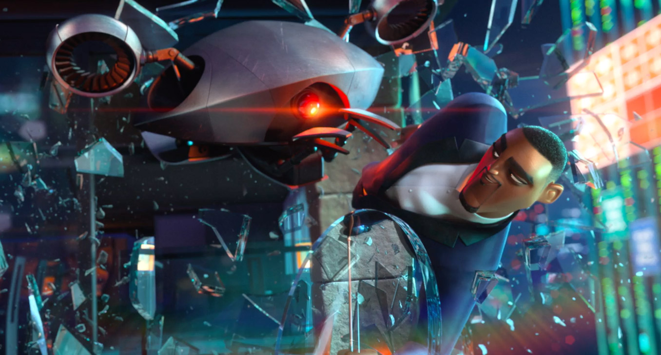 Spies in Disguise (20th Century Fox)