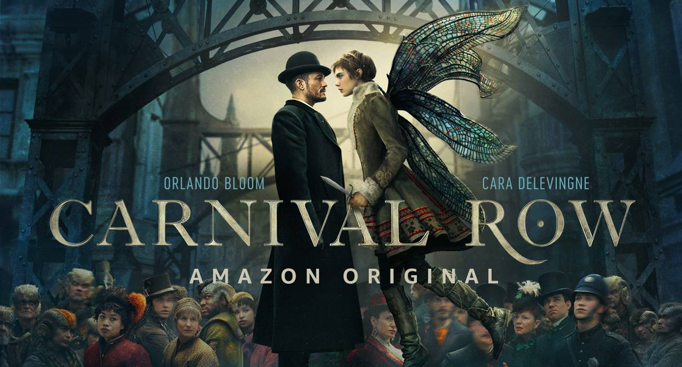 Carnival Row (Amazon Prime)