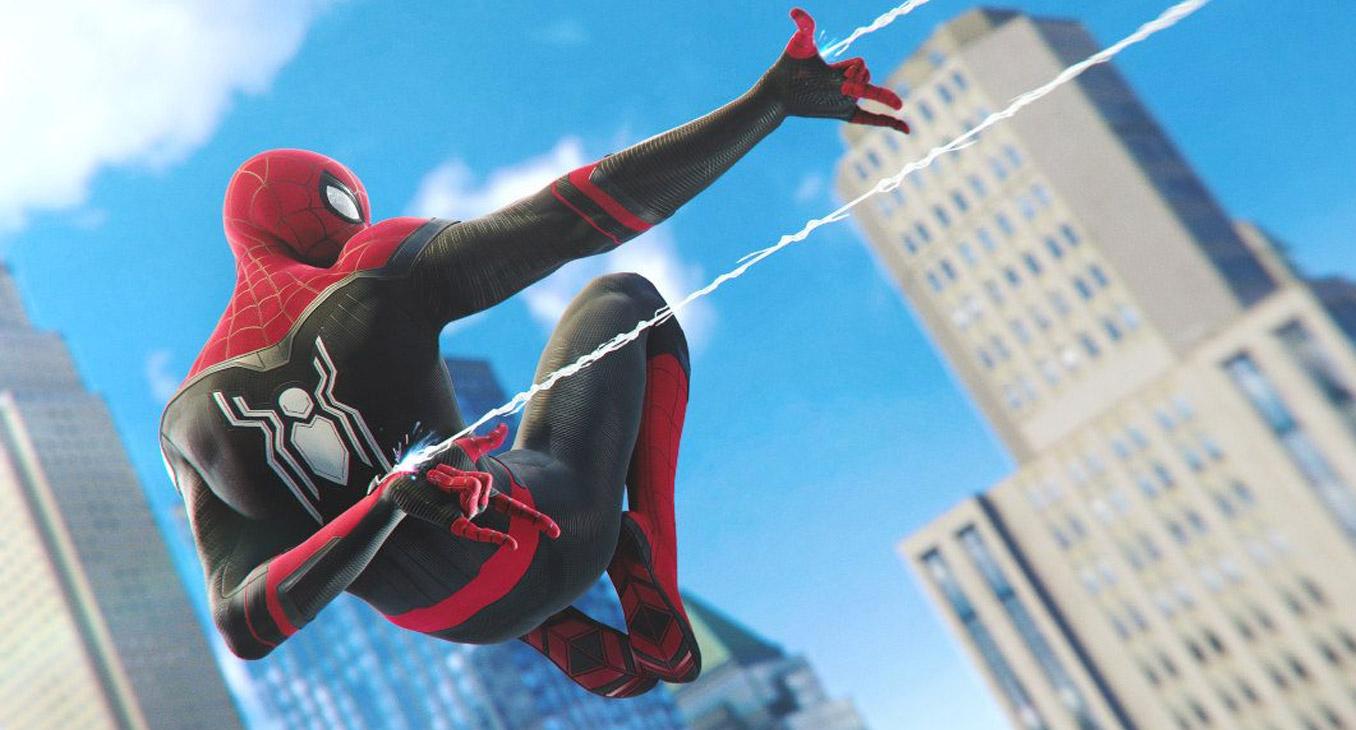 Spider-Man PS4 (PlayStation)