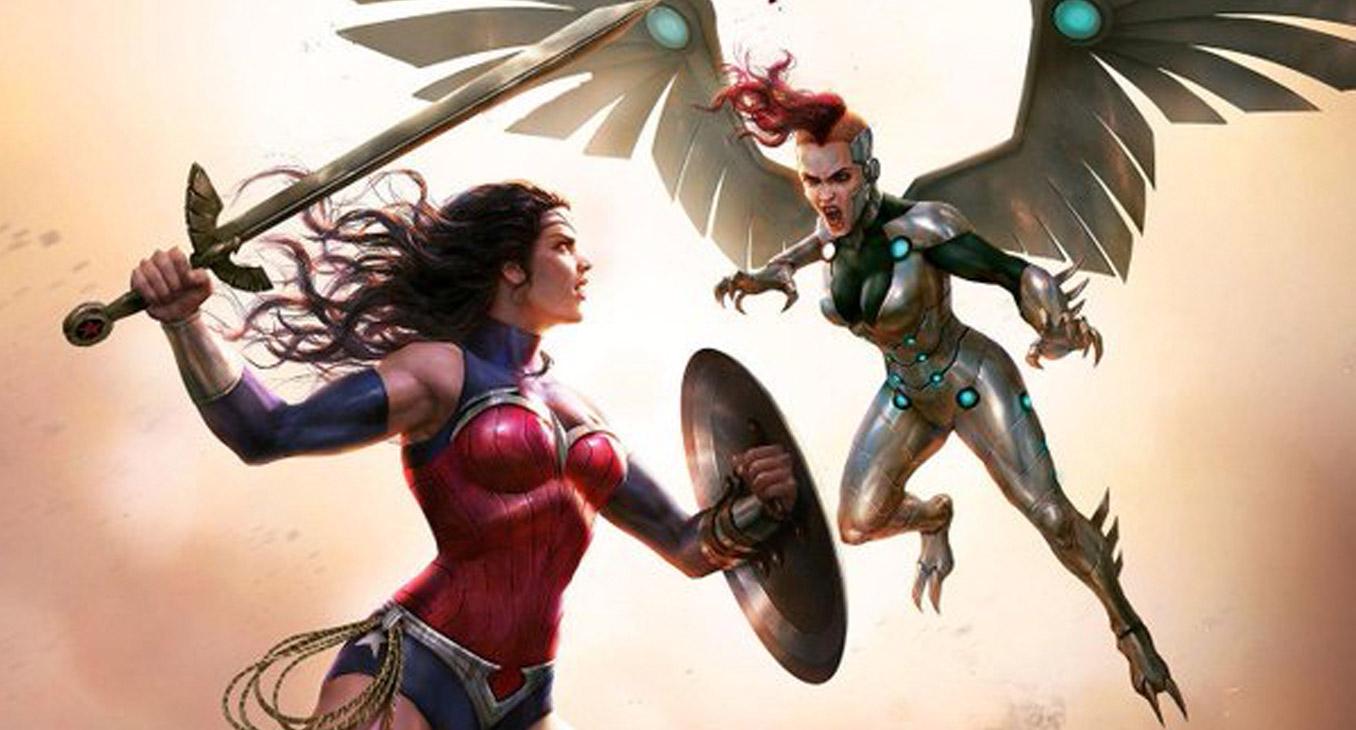 Wonder Woman: Bloodlines (Warner Bros)