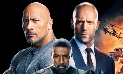 Hobbs & Shaw (Universal Pictures)