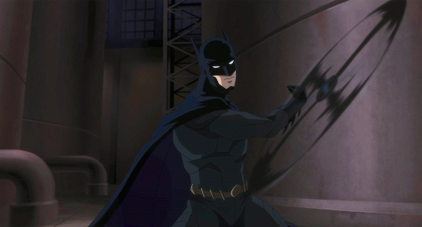 Batman: Hush (Warner Bros.)