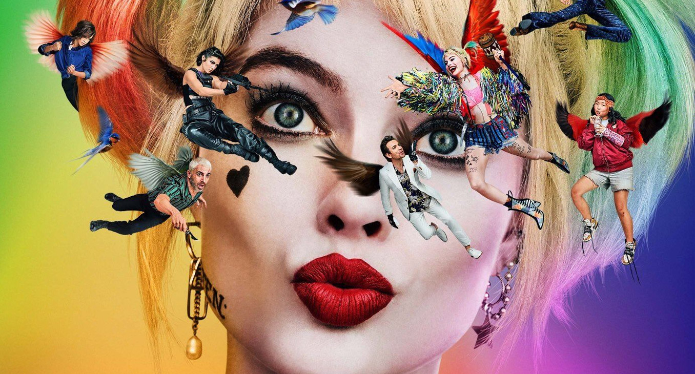 Birds of Prey (And The Fantabulous Emancipation of One Harley Quinn) - (Warner Bros.)