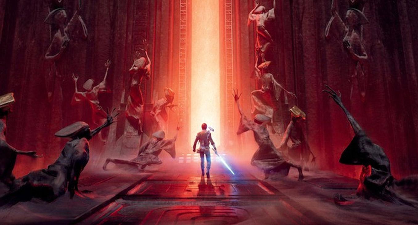 The Art of Star Wars Jedi: Fallen Order (Dark Horse)
