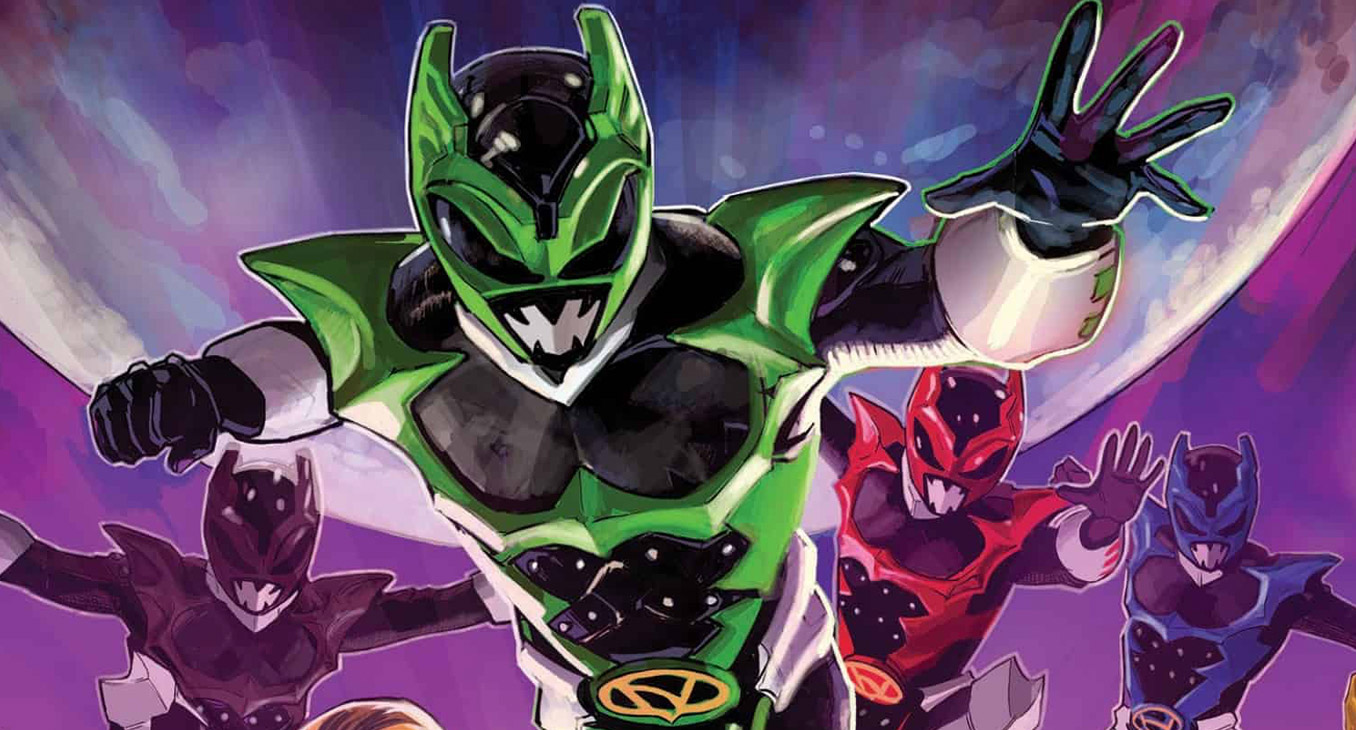 Saban's Power Rangers: The Psycho Path (BOOM! Studios)