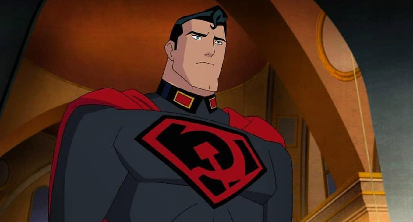 Superman: Red Son (Warner Bros.)