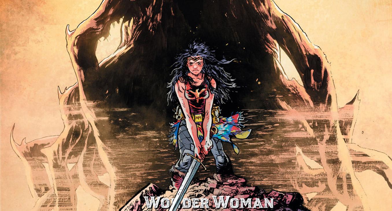 Wonder Woman: Dead Earth (DC Comics)