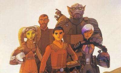 The Art of Star Wars Rebels (Dark Horse)